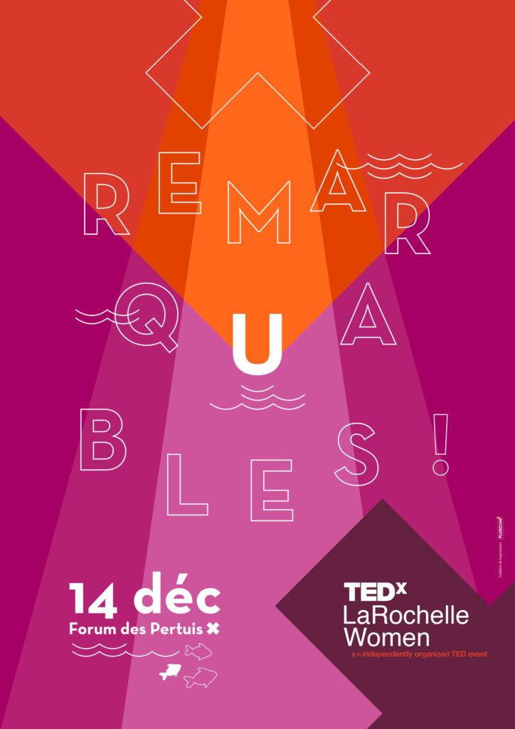 TEDx La Rochelle - Des idées qui changent le monde